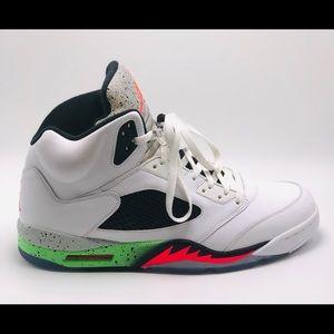 "Nike Air Jordan 5 Retro ""Pro Stars"" LTD Edition!"